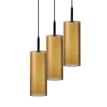 Sonneman 6003.51F - 3-Light Pendant