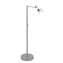 Sonneman 7036.01 - One Light Chrome Floor Lamp