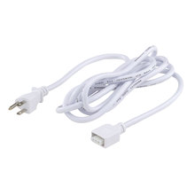 CSL Online PL96WT - ECO-COUNTER LED ACCESSORIES 8FT WHITE PORTABLE CORD/PLUG SPEEDLINK COMPATIBLE