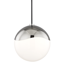 Hudson Valley H125701L-PN - 1 Light Large Pendant