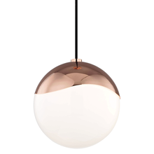 Hudson Valley H125701L-POC - 1 Light Large Pendant
