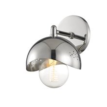 Hudson Valley H131101-PN - 1 Light Wall Sconce